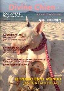 Revista canina Divine Chien